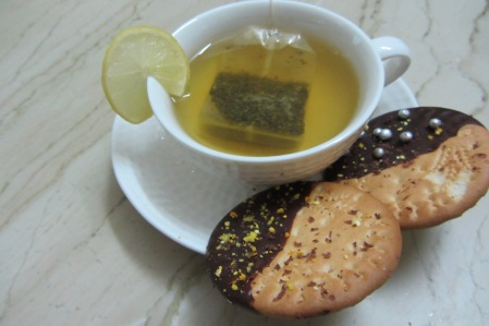 how to make your own green tea mask