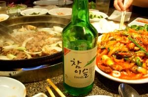 Korean_cuisine-Bulgogi-Nakji_bokkeum