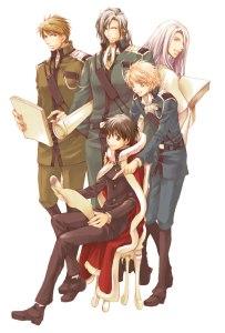 Kyo_Kara_Maoh!_Characters